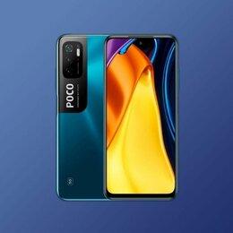 Мобильные телефоны - Xiaomi POCO M3 PRO 5G 6/128GB Global Blue Новый, 0