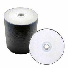 Диски - Компакт диски чистые DVD-R 4.7Gb, 0