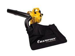 Воздуходувки и садовые пылесосы - Воздуходувка-измельчитель бензиновая Champion…, 0