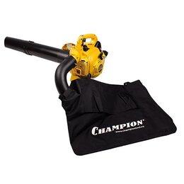 Воздуходувки и садовые пылесосы - Воздуходувка-измельчитель бензиновая Champion GBV 327 S, 0