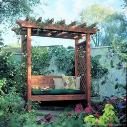 Готовые строения - Пергола садовая , 0