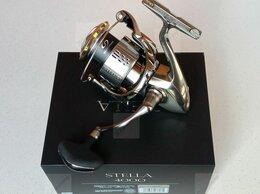 Катушки - Катушка Shimano 18 Stella 4000, 0