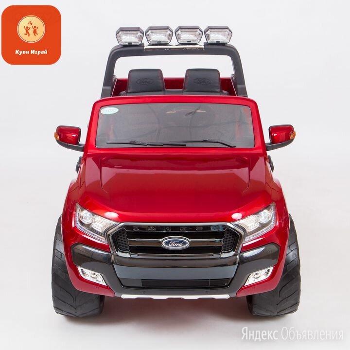 Детская машина электромобиль по цене 38950₽ - Электромобили, фото 0