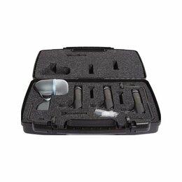 Микрофоны - SHURE DMK57-52 универсальный комплект микрофонов…, 0