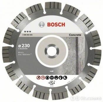 Алмазный диск Bosch Алмазный отрезной круг по бетону 2.2х230мм Best for Concr... по цене 6038₽ - Для шлифовальных машин, фото 0