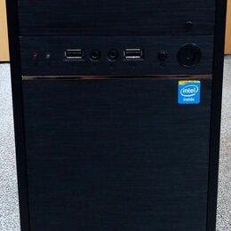 Настольные компьютеры - Системный блок SSD 320 Гб, 0
