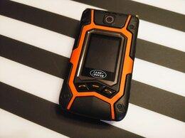 Мобильные телефоны - Land Rover X9 Flip Orange, 0