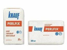 Строительные смеси и сыпучие материалы - Клей для приклейки гипсокартона Knauf Перлфикс…, 0