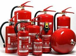 Охрана и безопасность - Работы по расчёту первичных средств пожаротушения, 0