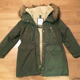 Куртки - Продам женскую куртку Pull&Bear, 0