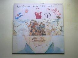 Виниловые пластинки - LP John Lennon – Walls And Bridges Japan 1974…, 0