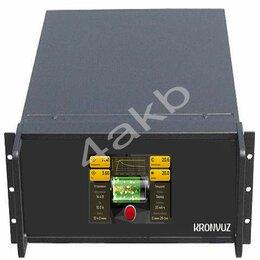 Аккумуляторы и зарядные устройства - Зарядный модуль ZEVS-RACK-CS, 0