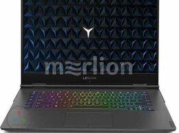 Ноутбуки - Ноутбук Lenovo Legion Y740-15IRH, 0