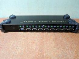 Проводные роутеры и коммутаторы - Переключатель KVM Aten CS-9138, 0