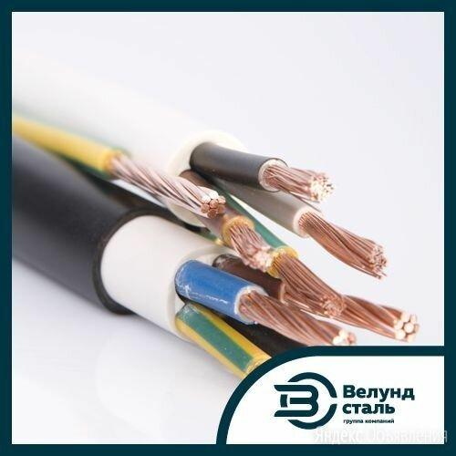 Кабель контрольный КВВГ 37х1.5 по цене 243₽ - Кабели и провода, фото 0