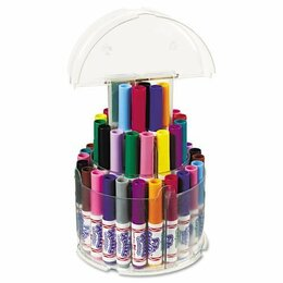 Канцелярские принадлежности - Фломастеры Crayola в телескопическом кейсе, 0