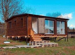 Готовые строения - Дачный мини дом с панорамной гостиной, 0