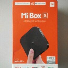 ТВ-приставки и медиаплееры - Xiaomi Mi Box S, 0