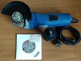 Шлифовальные машины - Болгарка Витязь мшу-125-1070 и алмазный диск Спец, 0