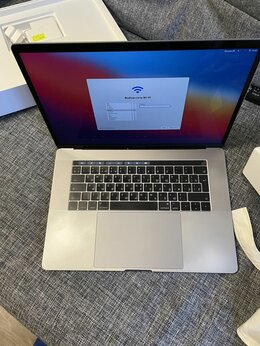 Ноутбуки - Macbook Pro 15 2017 i7 3.1 GHz 1 TB ssd, 16 gb, 0