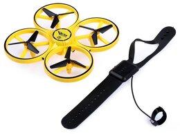 Квадрокоптеры - Квадрокоптер DRON с управлением жестами, 0