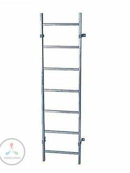 Лестницы и элементы лестниц - Лестница для колодцев Zarges из нержавеющей…, 0