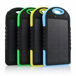 Универсальные внешние аккумуляторы - Аккумулятор на солнечной батарее Solar Power…, 0