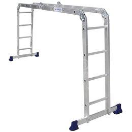 Лестницы и стремянки - Лестница-трансформер Алюмет TL4044, 0