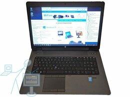 Ноутбуки - HP ZBook 17 G3, 0