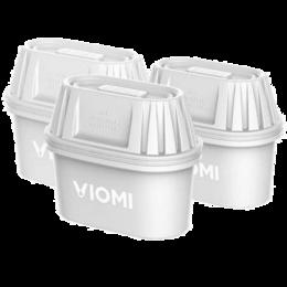 Оборудование для аквариумов и террариумов - Картридж для фильтра Viomi Filter Kettle L1 (3 шт), 0