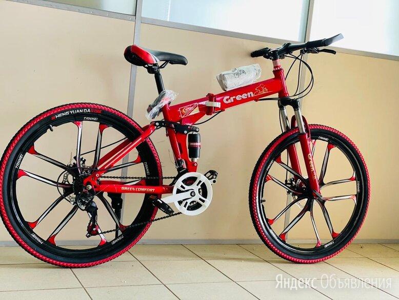 Велосипед горный складной на литых д(шоурум) по цене 14997₽ - Велосипеды, фото 0