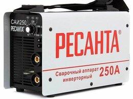 Сварочные аппараты - Сварочный аппарат РЕСАНТА САИ-250 (MMA)…, 0