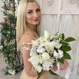 Цветы, букеты, композиции - Свадебный букет невесты, 0