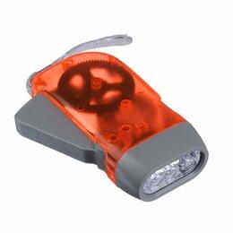 Фонари - Динамо-фонарь светодиодный, 3 LED, 0