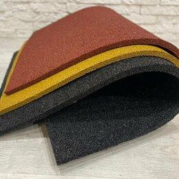 Тротуарная плитка, бордюр - Резиновые напольные покрытия , 0