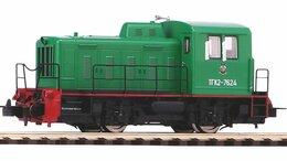 Детские железные дороги - Тепловоз Piko Expert TGK2-M RZD IV, 0