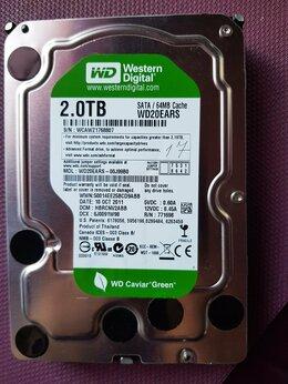 Внутренние жесткие диски - Жесткие диски WD 2TB (десять шт) , 0