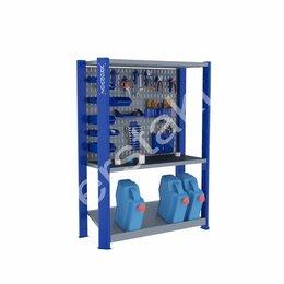Стеллажи и этажерки - Стеллаж для мастерской KronVuz CT H2N1 12Х16-S2, 0