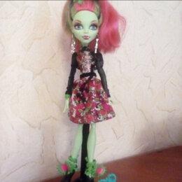 Куклы и пупсы - Кукла монстр хай, 0