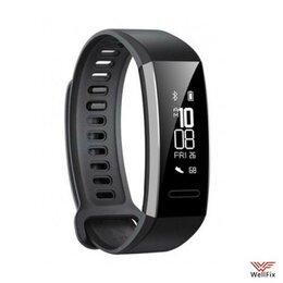 Умные часы и браслеты - Фитнес-браслет Huawei Sports Band GPS черный, 0