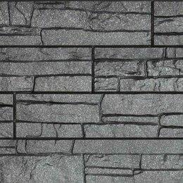 Фасадные панели - Фасадные панели Docke (Дёке) STEIN Антрацит Döcke (Дёке) Фасадные панели STEI..., 0