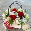 Цветы в ГОРЯЧЕМ Ключе Доставка  по цене 250₽ - Цветы, букеты, композиции, фото 17