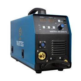Сварочные аппараты - Сварочный полуавтомат VARTEG DUO 200-S FoxWeld, 0