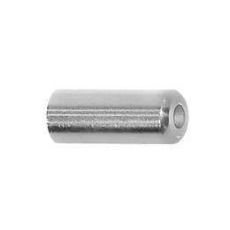 Прочие аксессуары - Наконечник PROMAX для оболочки велотроса 5,0 мм, 1шт, серебристый, сталь, 3702, 0