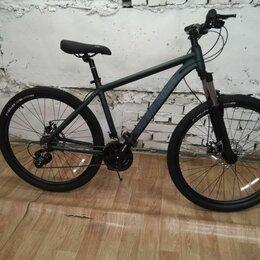 """Велосипеды - Велосипед горный 27,5"""" XS735 DISC AL 21ск RUSH HOUR, 0"""