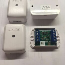 Охранно-пожарная сигнализация - Блок разветвительно-изолирующий для ОПС (БРИЗ), 0