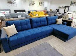Диваны и кушетки - Большой диван с усиленным пружинным блоком, 0