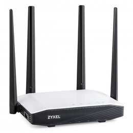Оборудование Wi-Fi и Bluetooth - Wi-Fi роутер Zyxel Keenetic Extra II (Новый), 0