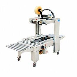 Упаковочное оборудование - Стреппинг-машина Hualian FXJ-5050Q, 0