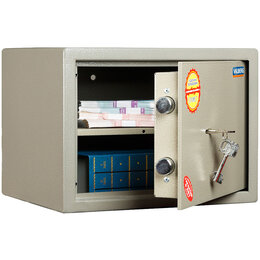 Сейфы - Сейф мебельный Valberg ASM-25 KL (Н0 класс…, 0